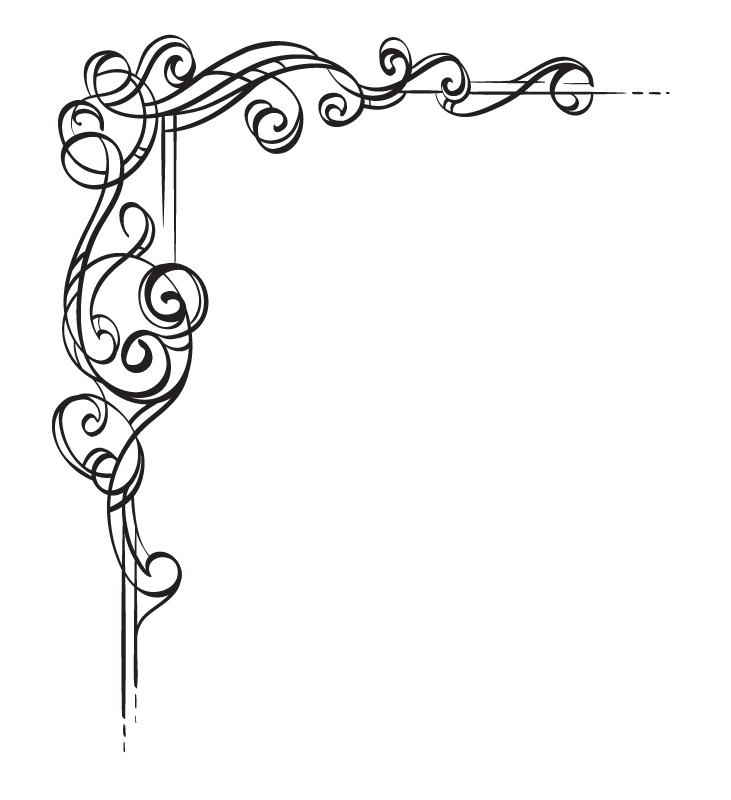 Scroll Drawing: Design Sparkes